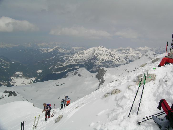 Foto: Andreas Koller / Ski Tour / Kleiner Pleißlingkeil, 2417m - über die Südwiener Hütte / 27.01.2009 22:12:04