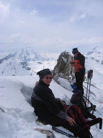 Foto: Andreas Koller / Ski Tour / Kleiner Pleißlingkeil, 2417m - über die Südwiener Hütte / 27.01.2009 22:11:38