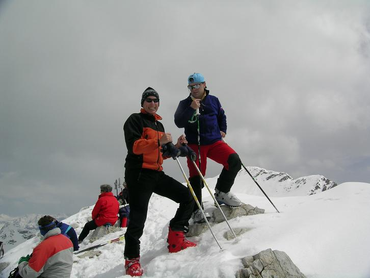 Foto: Andreas Koller / Ski Tour / Kleiner Pleißlingkeil, 2417m - über die Südwiener Hütte / 27.01.2009 22:11:20