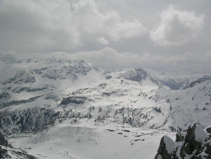 Foto: Andreas Koller / Ski Tour / Kleiner Pleißlingkeil, 2417m - über die Südwiener Hütte / 27.01.2009 22:11:07
