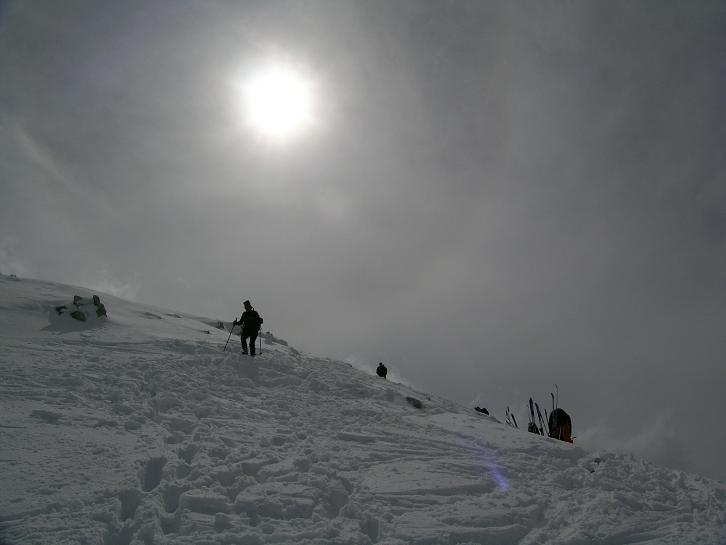 Foto: Andreas Koller / Ski Tour / Kleiner Pleißlingkeil, 2417m - über die Südwiener Hütte / 27.01.2009 22:10:52