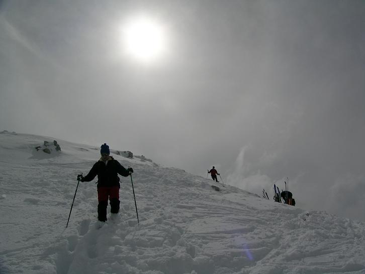Foto: Andreas Koller / Ski Tour / Kleiner Pleißlingkeil, 2417m - über die Südwiener Hütte / 27.01.2009 22:10:46