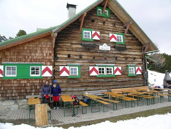 Foto: Andreas Koller / Ski Tour / Kleiner Pleißlingkeil, 2417m - über die Südwiener Hütte / 27.01.2009 22:10:35