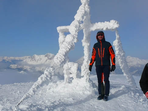 Foto: bergwolf / Skitour / Leobner, 2036m - über den Sautrog / 29.01.2009 19:37:49
