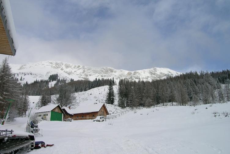 Foto: Andreas Koller / Skitour / Hohe Veitsch, 1981m - Südanstieg/Goassteign-Abfahrt / 16.12.2008 20:34:05