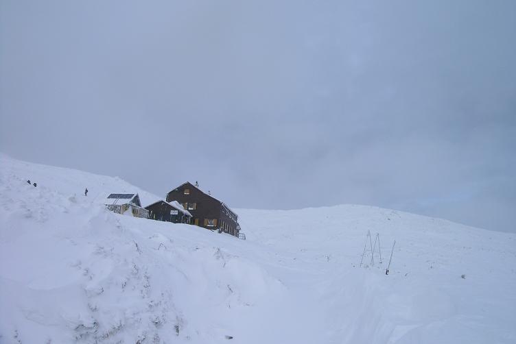 Foto: Andreas Koller / Skitour / Hohe Veitsch, 1981m - Südanstieg/Goassteign-Abfahrt / 16.12.2008 20:33:19