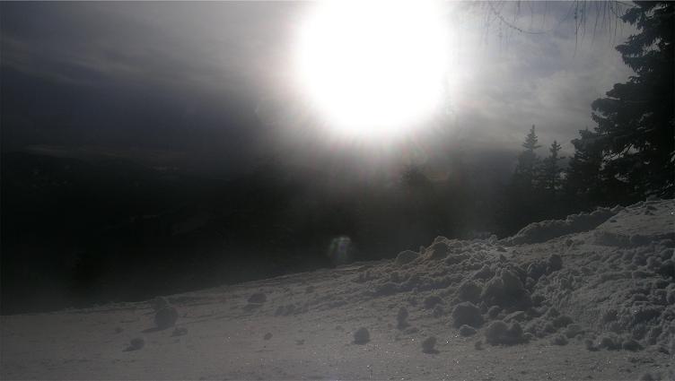 Foto: Andreas Koller / Ski Tour / Hohe Veitsch, 1981m - Südanstieg/Goassteign-Abfahrt / 16.12.2008 20:32:49