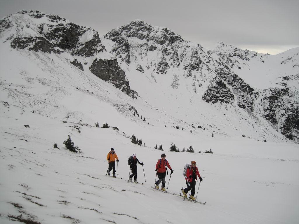 Foto: Heidi Schützinger / Ski Tour / Saalkogel, 2006m / Während des Aufstieges / 08.01.2011 18:28:16