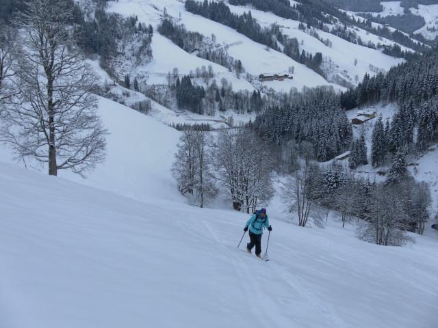 Foto: Wolfgang Lauschensky / Ski Tour / Oberer Gernkogel, 2175m / Schalchernalm / 23.01.2013 23:20:19