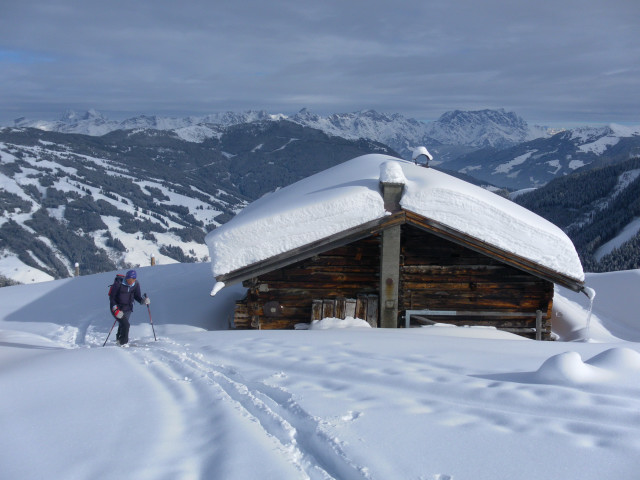 Foto: Wolfgang Lauschensky / Ski Tour / Oberer Gernkogel, 2175m / Gasteg / 23.01.2013 23:19:56