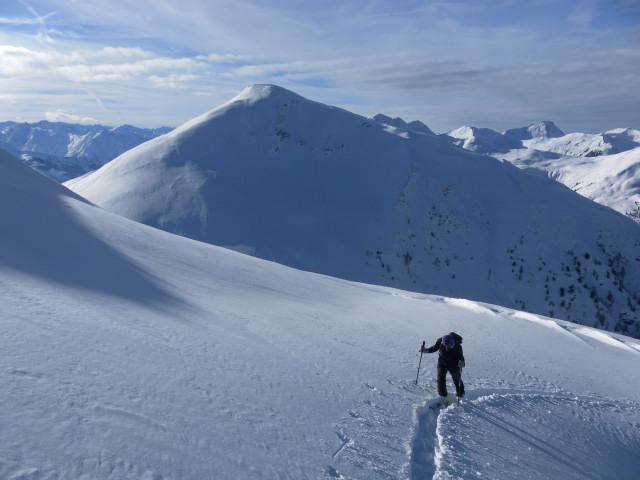 Foto: Wolfgang Lauschensky / Ski Tour / Oberer Gernkogel, 2175m / Zirmkogel / 23.01.2013 23:18:46