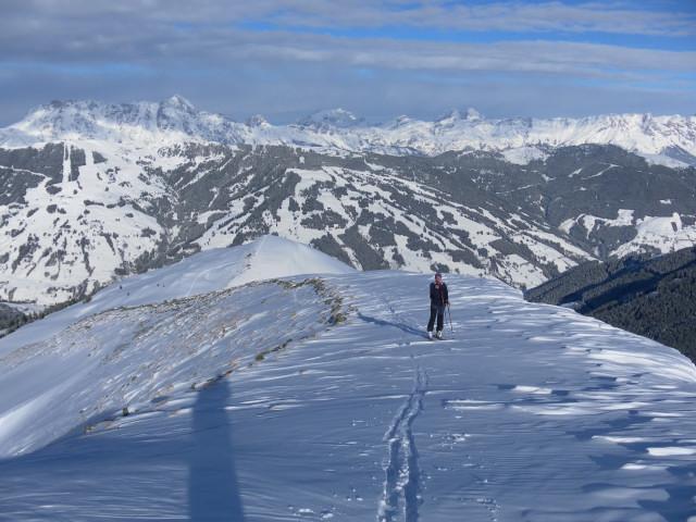 Foto: Wolfgang Lauschensky / Ski Tour / Oberer Gernkogel, 2175m / am Nordkamm / 23.01.2013 23:18:36