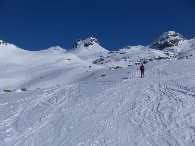 Foto: Wolfgang Lauschensky / Ski Tour / Hochgasser, 2922m / Bärenköpfe und Riegelturm / 10.03.2013 17:14:15