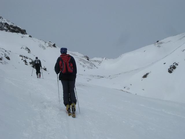Foto: Wolfgang Lauschensky / Ski Tour / Hochgasser, 2922m / Schwarzer und Grauer See / 10.03.2013 17:14:04