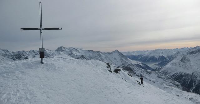 Foto: Wolfgang Lauschensky / Ski Tour / Hochgasser, 2922m / Hochgasser / 10.03.2013 17:13:26