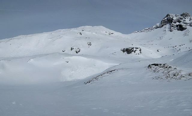 Foto: Wolfgang Lauschensky / Ski Tour / Hochgasser, 2922m / Skigelände Hochgassers-Südflanke / 10.03.2013 17:13:18