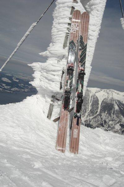 Foto: Andreas Steiner / Ski Tour / Leonsberg (Zimnitz), 1745m / 28.01.2010 10:32:59