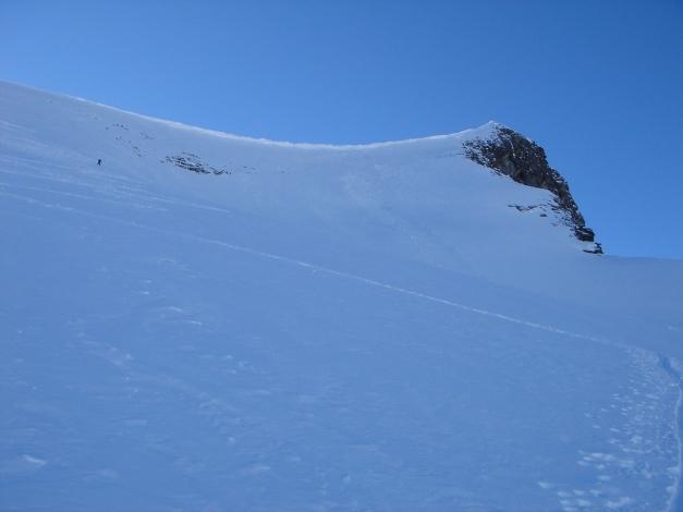 Foto: Manfred Karl / Ski Tour / Zwingscharte, 2760m - bzw. Hoher Tenn - Schneespitze, 3317m / 21.12.2008 16:34:33