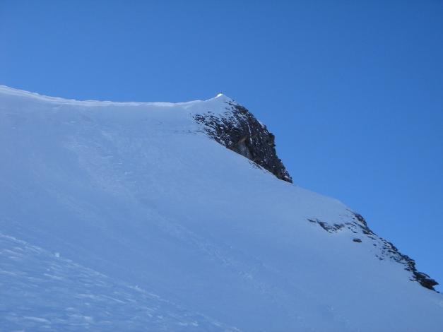 Foto: Manfred Karl / Ski Tour / Zwingscharte, 2760m - bzw. Hoher Tenn - Schneespitze, 3317m / Zwingkopf / 21.12.2008 16:34:21