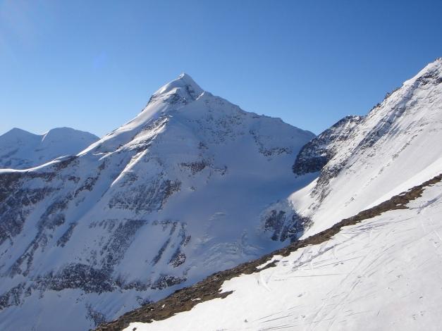 Foto: Manfred Karl / Ski Tour / Zwingscharte, 2760m - bzw. Hoher Tenn - Schneespitze, 3317m / 21.12.2008 16:33:38