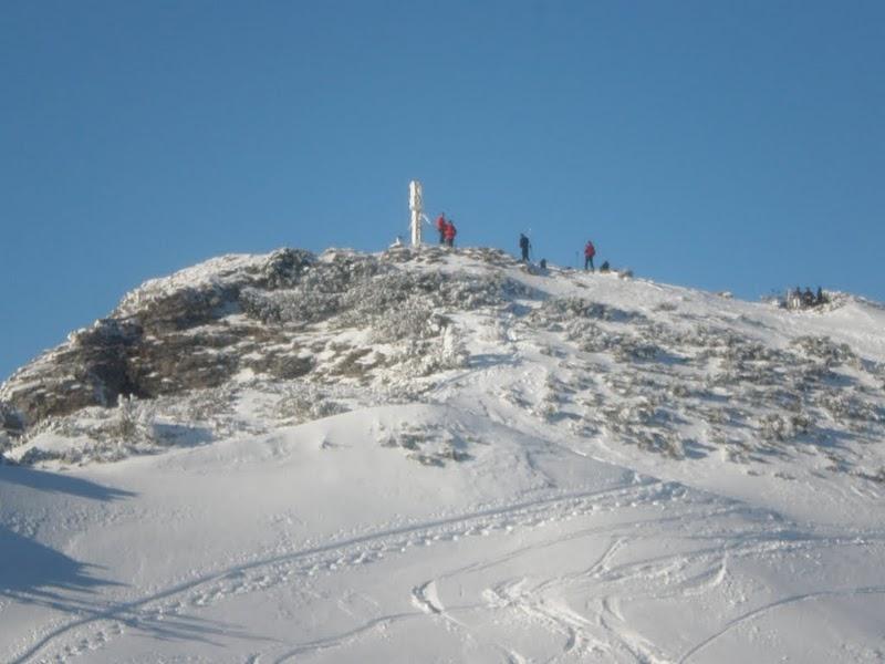 Foto: MEG1 / Ski Tour / Kasberg, 1747m / 25.11.2010 13:32:45