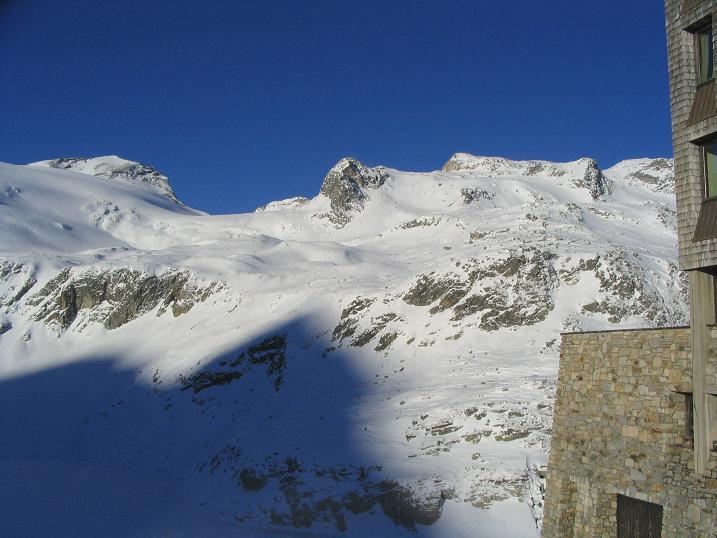 Foto: Andreas Koller / Ski Tour / Hohe Fürlegg, 2947m / 24.12.2008 01:24:45