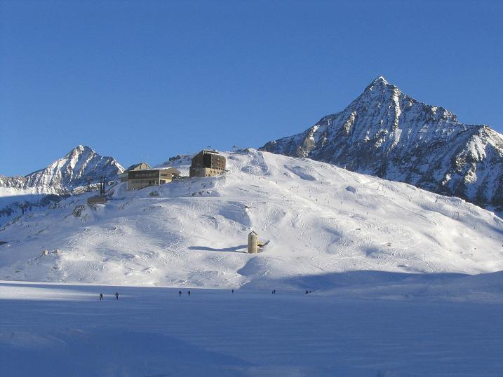 Foto: Andreas Koller / Ski Tour / Hohe Fürlegg, 2947m / 24.12.2008 01:24:40