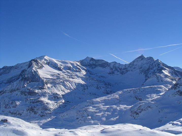 Foto: Andreas Koller / Ski Tour / Hohe Fürlegg, 2947m / 24.12.2008 01:24:24