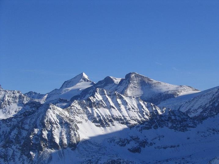Foto: Andreas Koller / Ski Tour / Hohe Fürlegg, 2947m / 24.12.2008 01:24:13