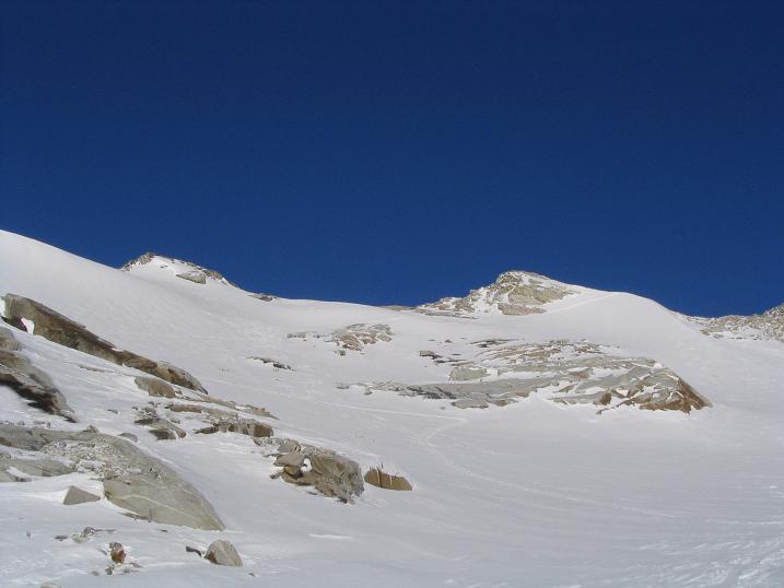 Foto: Andreas Koller / Ski Tour / Hohe Fürlegg, 2947m / 24.12.2008 01:23:59
