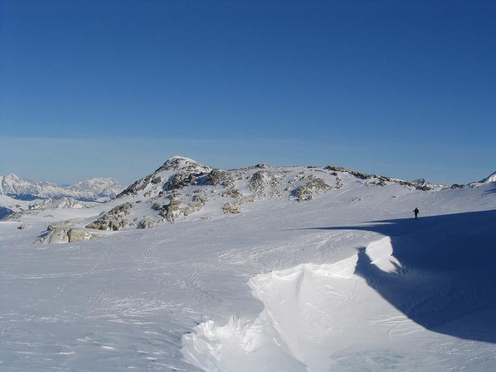 Foto: Andreas Koller / Ski Tour / Hohe Fürlegg, 2947m / 24.12.2008 01:23:52