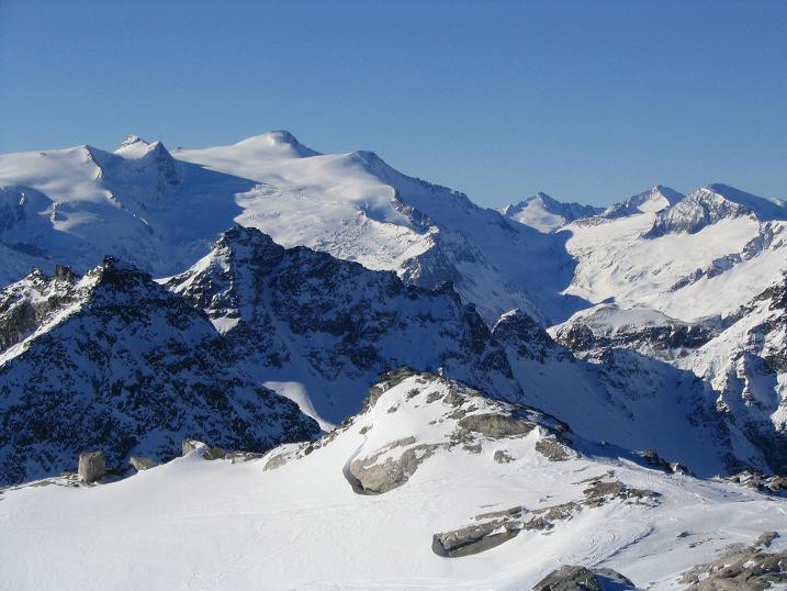 Foto: Andreas Koller / Ski Tour / Hohe Fürlegg, 2947m / 24.12.2008 01:23:25