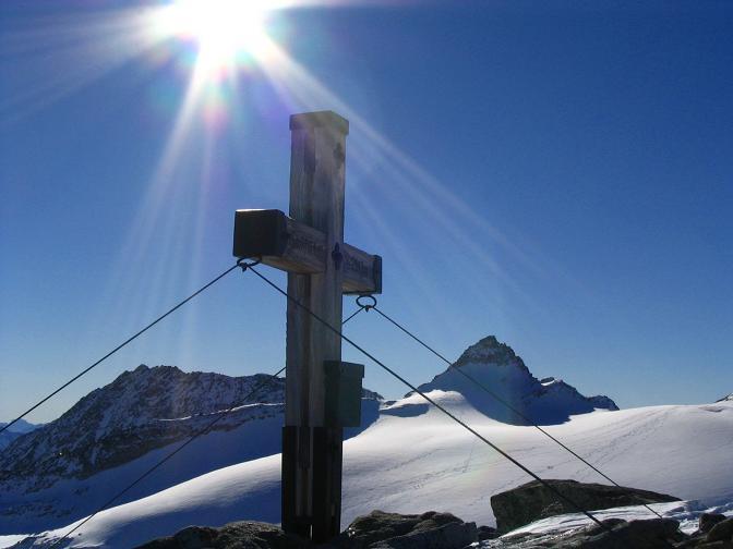 Foto: Andreas Koller / Ski Tour / Hohe Fürlegg, 2947m / 24.12.2008 01:23:19