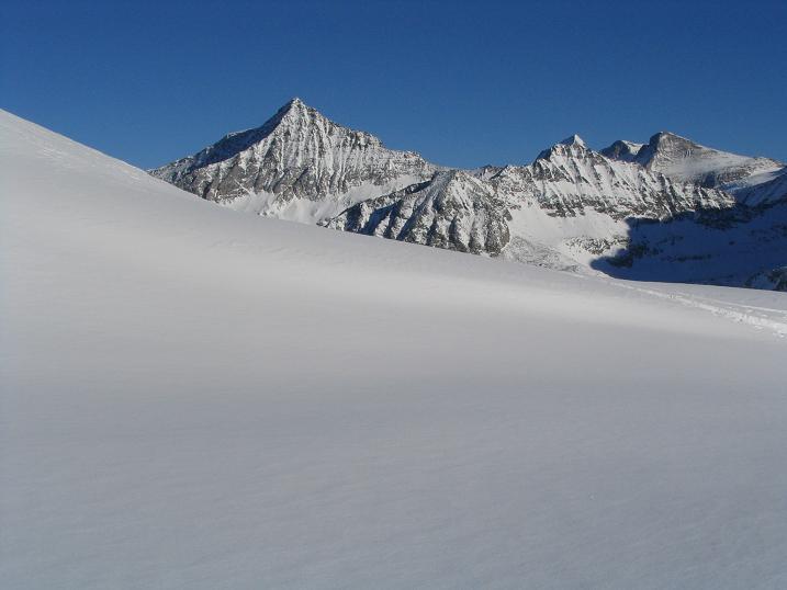 Foto: Andreas Koller / Ski Tour / Hohe Fürlegg, 2947m / 24.12.2008 01:23:02