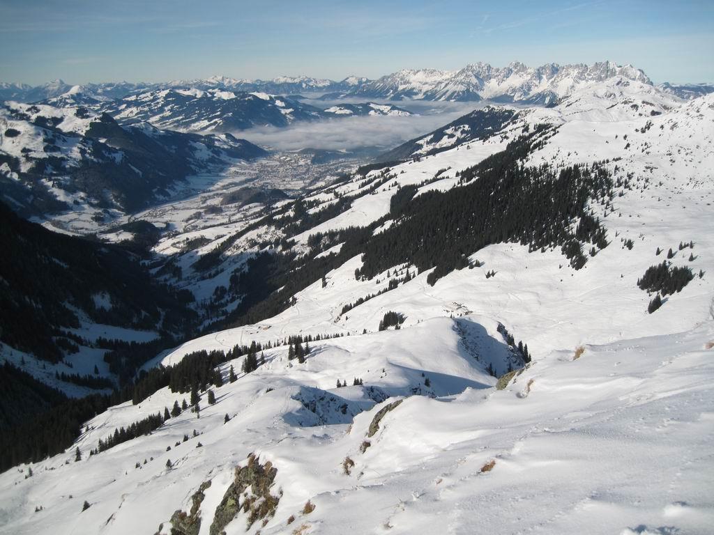 Foto: Heidi Schützinger / Ski Tour / Sonnspitze, 2062m - von Süden / Silvesterschitour auf die Sonnspitze / 04.01.2011 17:28:36