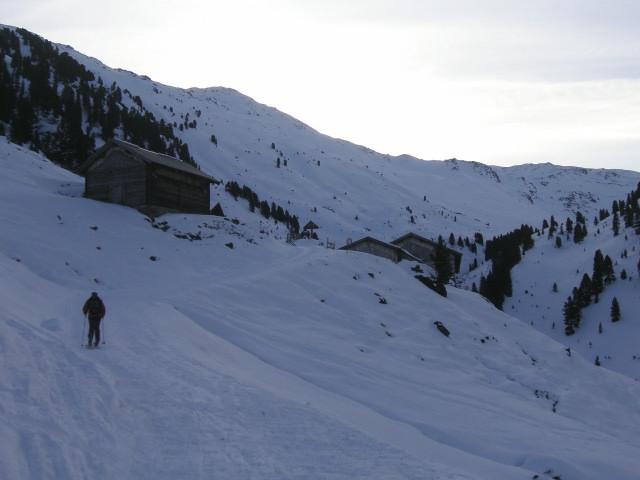 Foto: Wolfgang Lauschensky / Skitour / Rastkogel, 2761m / Nafingalm / 15.01.2012 17:53:15