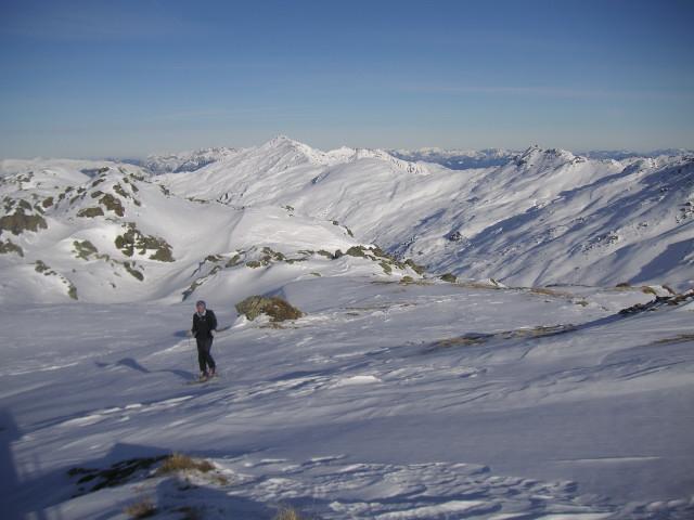 Foto: Wolfgang Lauschensky / Skitour / Rastkogel, 2761m / Nurpenstal mit Gilfert / 15.01.2012 17:52:52