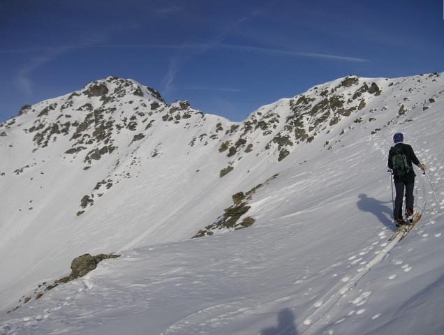 Foto: Wolfgang Lauschensky / Skitour / Rastkogel, 2761m / Rastkogel Südgrat / 15.01.2012 17:52:09