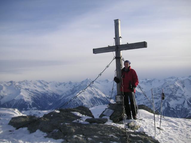 Foto: Wolfgang Lauschensky / Skitour / Rastkogel, 2761m / Rastkogel / 15.01.2012 17:51:21