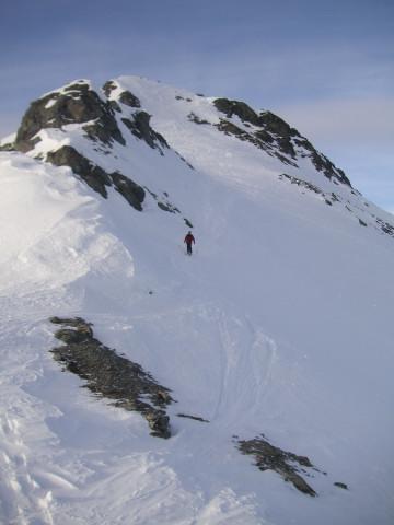 Foto: Wolfgang Lauschensky / Skitour / Rastkogel, 2761m / Südgratabfahrt / 15.01.2012 17:50:31