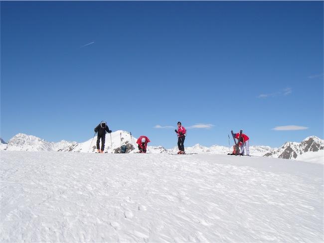 Foto: ksc / Ski Tour / Pürgelskunke, 2500m / 24.02.2011 19:27:16