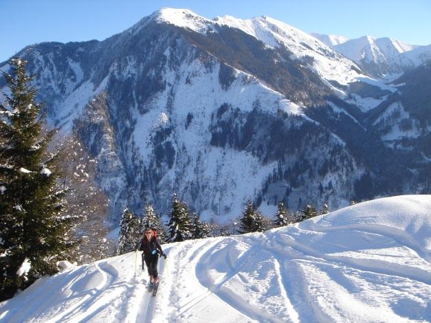 Foto: Manfred Karl / Ski Tour / Imbachhorn, 2470m / 21.12.2008 16:51:51