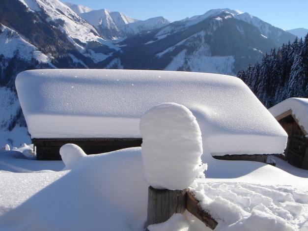 Foto: Manfred Karl / Ski Tour / Imbachhorn, 2470m / 21.12.2008 16:51:25