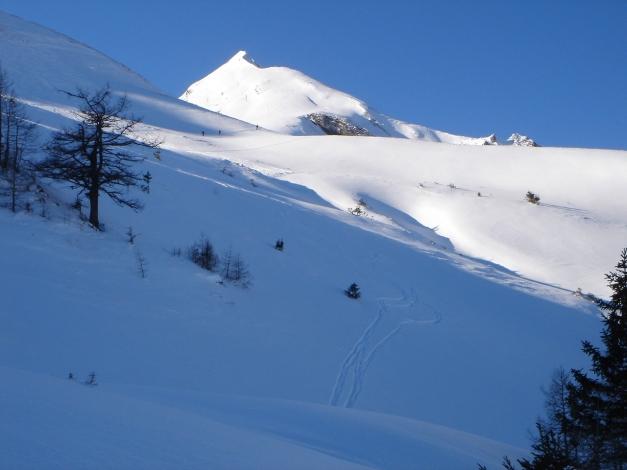 Foto: Manfred Karl / Ski Tour / Imbachhorn, 2470m / 21.12.2008 16:51:11