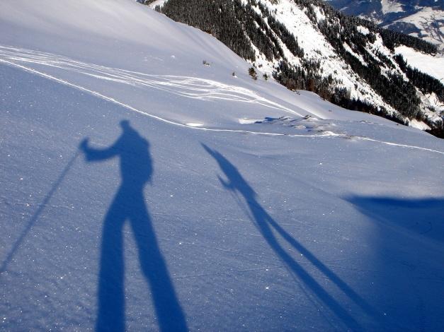 Foto: Manfred Karl / Ski Tour / Imbachhorn, 2470m / 21.12.2008 16:50:39