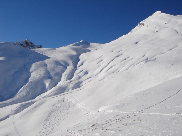 Foto: Manfred Karl / Ski Tour / Imbachhorn, 2470m / 21.12.2008 16:50:26