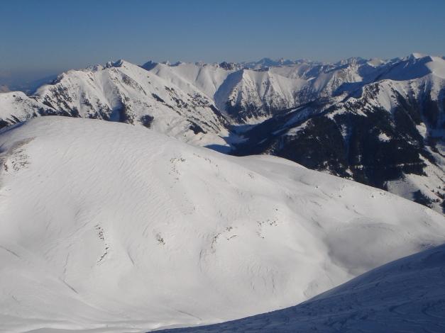 Foto: Manfred Karl / Ski Tour / Imbachhorn, 2470m / 21.12.2008 16:49:09