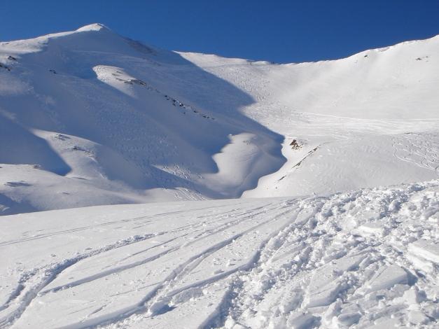 Foto: Manfred Karl / Ski Tour / Imbachhorn, 2470m / 21.12.2008 16:48:55