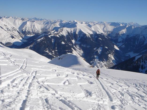 Foto: Manfred Karl / Ski Tour / Imbachhorn, 2470m / 21.12.2008 16:48:39
