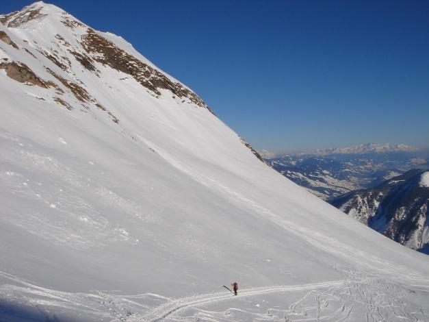 Foto: Manfred Karl / Ski Tour / Imbachhorn, 2470m / 21.12.2008 16:48:26